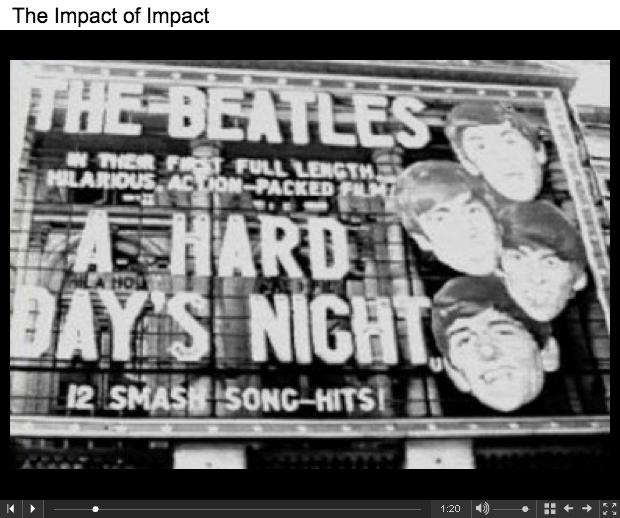 The Impact of Impact