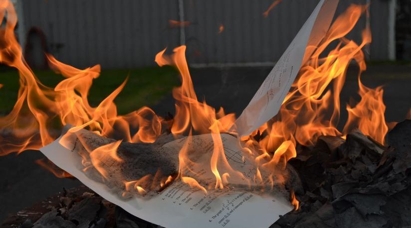 Burn c