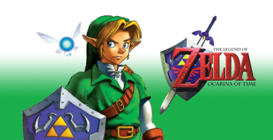 Hey, Look, Listen: Analyzing Handholding in Ocarina of Time