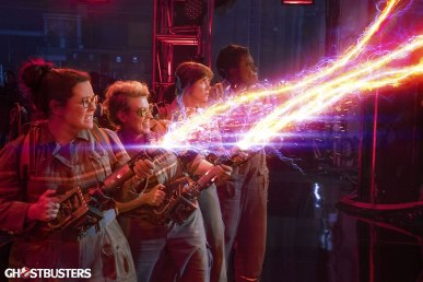 Can Ghostbusters 2016 be fan fiction?